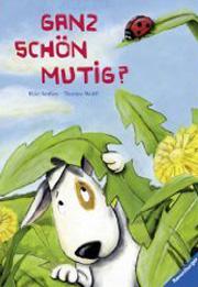 Cover Ganz schön mutig?
