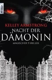 Cover Nacht der Dämonin