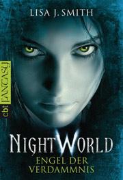 Cover Night World - Engel der Verdammnis