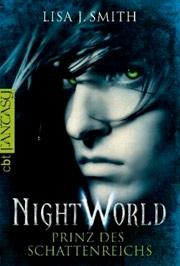 Cover Night World - Prinz des Schattenreichs