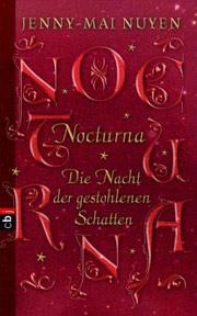 Cover Nocturna - Die Nacht der gestohlenen Schatten
