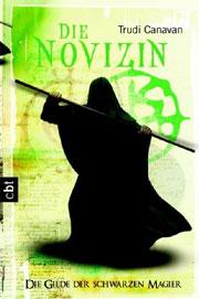 Cover Die Gilde der schwarzen Magier - Die Novizin