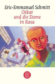 Cover Oskar und die Dame in Rosa
