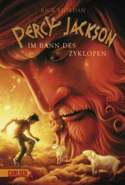 Cover Percy Jackson - Im Bann des Zyklopen