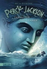 Cover Percy Jackson - Der Fluch des Titanen