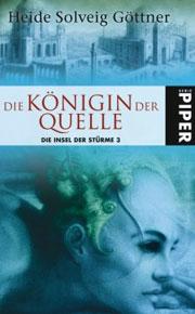 Cover Die Insel der Stürme - Die Königin der Quelle