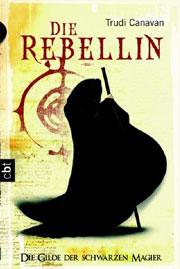 Cover Die Gilde der schwarzen Magier - Die Rebellin