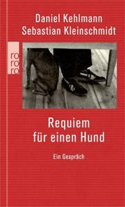 Cover Requiem für einen Hund