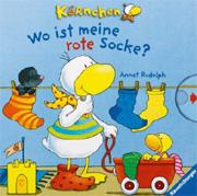 Cover Körnchen: Wo ist meine rote Socke?