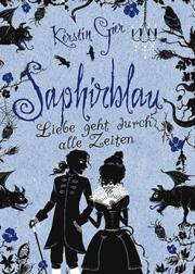 Cover Saphirblau - Liebe geht durch alle Zeiten
