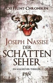 Cover Die Hunt-Chroniken: Der Schattenseher