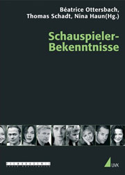 Cover Schauspieler-Bekenntnisse