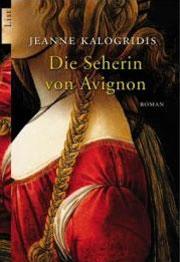 Cover Die Seherin von Avignon