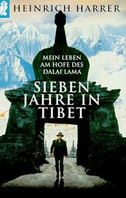Cover Sieben Jahre in Tibet
