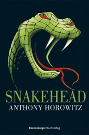 Cover Alex Rider - Snakehead