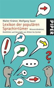 Cover Lexikon der populären Sprachirrtümer