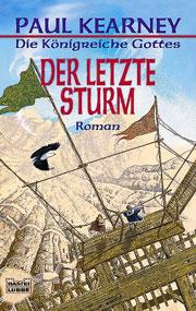 Cover Die Königreiche Gottes - Der letzte Sturm