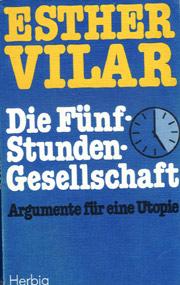 Cover Die Fünf-Stunden-Gesellschaft