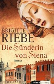 Cover Die Sünderin von Siena