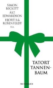 Cover Tatort Tannenbaum - Kommissare feiern Weihnachten