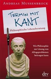 Cover Termin mit Kant - Philosophische Lebensberatung
