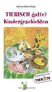 Cover Tierisch gut(e) Kindergeschichten