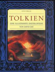 Cover Tolkien - Eine illustrierte Enzyklopädie