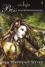 Cover Twilight: Bis(s) zum Morgengrauen - Der Comic, Band 1