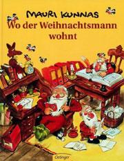 Cover Wo der Weihnachtsmann wohnt
