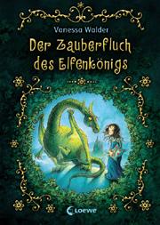 Cover Der Zauberfluch des Elfenkönigs