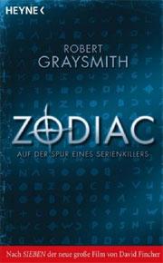 Cover Zodiac - Auf der Spur eines Serienkillers